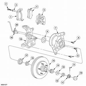 2003 F150 Brake Caliper  I Can U0026 39 T Find The Part Number For