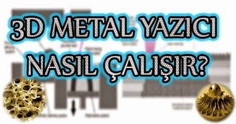 Metal Printer Yazici Nasil Calisir Teknik Ressamin