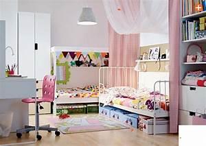 Chambre Ikea Enfant : ikea 2015 chambre enfant coloree ~ Teatrodelosmanantiales.com Idées de Décoration