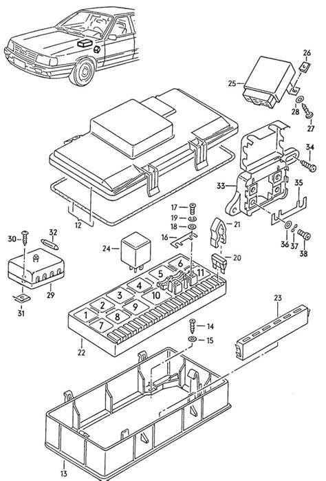 Audi Secondary Air Control Valve Fuel Pump