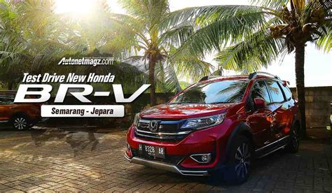 Gambar Mobil Honda Brv 2019 by Test Drive New Honda Brv 2019 Autonetmagz Review