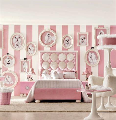 d馗oration princesse chambre fille décoration chambre de fille en une déco de princesse