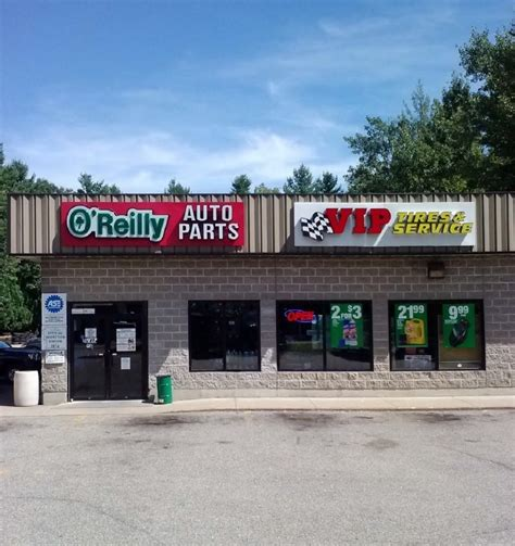 o reilly auto parts in portsmouth nh 03801