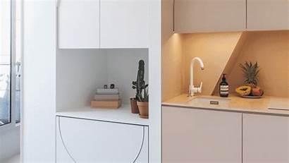 Paris Studio Apartment Rent Bonne Chambre Architecturaldigest