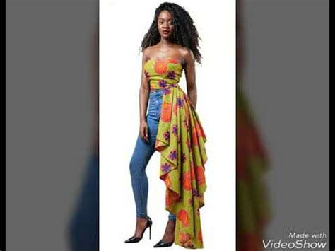 mode femme africaine pagne wax