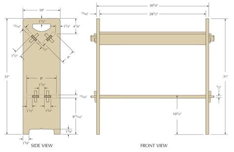 sketchup advantage  cutlists  woodworking projects