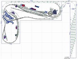 Ho Scale Model Train Set Layout
