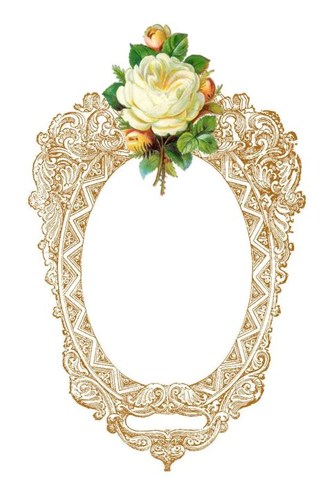 photo frames com free antique images free frame clip vintage printable