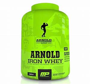 Musclepharm Arnold Series Iron Whey 907g -