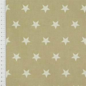 Beschichtete Stoffe Für Taschen : tischdeckenstoff wachstuch beschichtete baumwolle beige sterne wei alle stoffe bastelstoffe ~ Orissabook.com Haus und Dekorationen