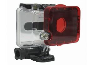 snap  gopro filters   red  magenta