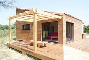 Construire Une Pergola En Bois : construire pergola bois abri de jardin livios comment ~ Premium-room.com Idées de Décoration