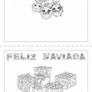 Noel En Espagnol : coloriages feliz navidad en espagnol ~ Preciouscoupons.com Idées de Décoration