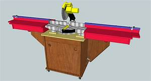 Miter Saw Stand – Getting Started Jeff Branch Woodworking