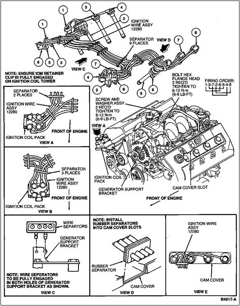 Ford 4 0l Engine Wire Diagram by Diagram 99 Ford Ranger 2 5 Engines Downloaddescargar