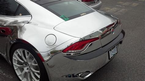 Fisker Karma Spotted In Vancouver, Canada On 02/02/2014