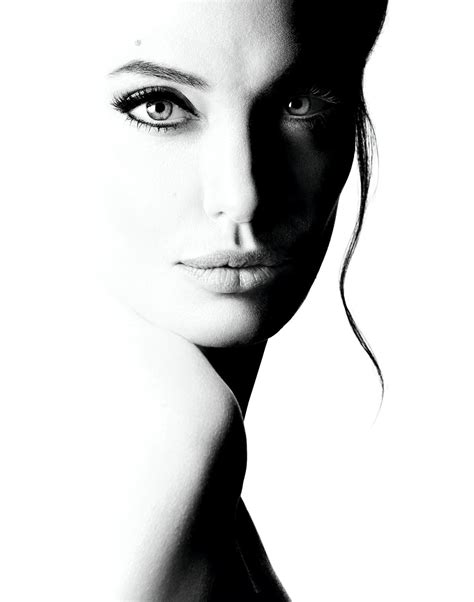 Guerlain On Black And White Celebrity Photographs High