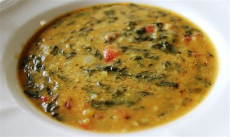 and recipe palak dal recipe dishmaps