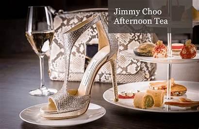 Tea Afternoon Mandarin Oriental Choo Jimmy Special