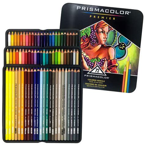prismacolor colored pencil prismacolor 72 colored pencils premier soft color