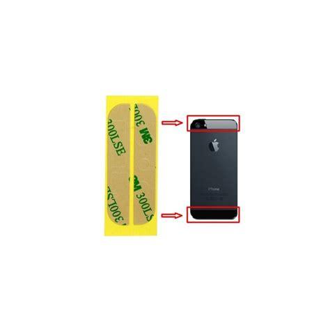 double face  colle sticker vitre arriere iphone