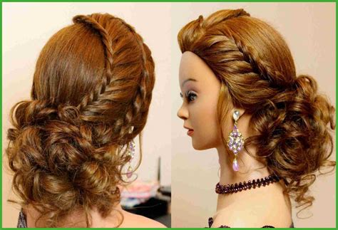 Prom Hairstyles For Medium Length Hair Half Up