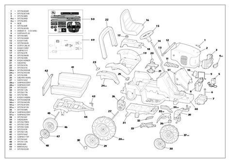 John Deere Parts Manual Schematic