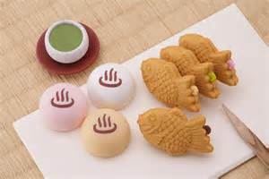 Japanese Iwako Food Erasers