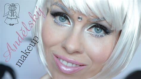 andelsky makeup angel makeup tutorial youtube