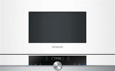 Siemens Einbaumikrowelle Bf634rgw1