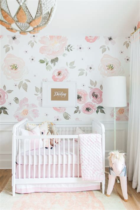 sweet girl lillyas nursery monika hibbs  lifestyle