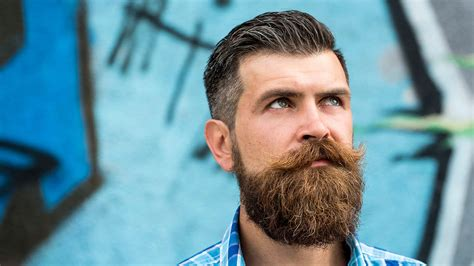 Warm Up Your Whiskers With A Hot Oil Beard Treatment