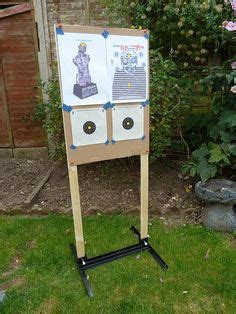 details    military army soldier air rifle shooting targets quality card fast post