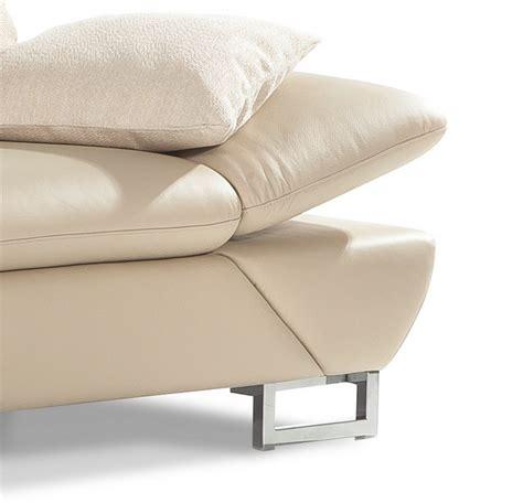canapé assise canapé profondeur assise réglable appuie têtes lineflex