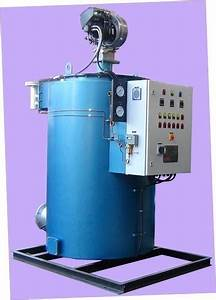 Ss Oil And Gas Fired Hot Water Boiler  Capacity  500