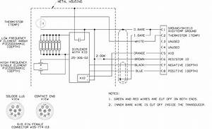 Garmin 6 Pin Transducer Wiring Diagram