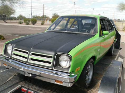 chevrolet chevette  rally deadclutch