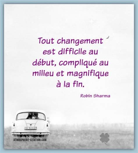 citations proverbes sur changement atmosph 232 re citation