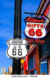 Historic Route 66 In The Mojave Desert East Amboy