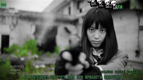 Angela  Angel[sub EspaÑol+karaoke]  Bouson Kuro Mirai