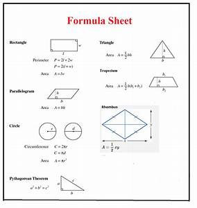 ex 123 area katemaths With formula for floor area