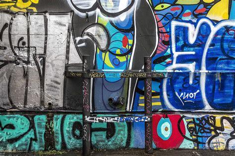 picture graffiti urban vandalism airbrush wall