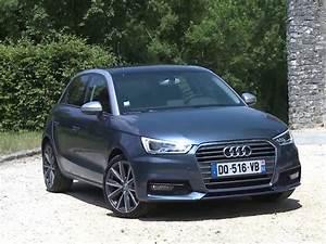 Audi A1 Ambition : essai audi a1 sportback 1 0 tfsi 95 s tronic ambition luxe ~ Medecine-chirurgie-esthetiques.com Avis de Voitures