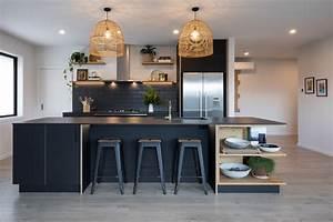 Matt, Black, Dekton, Selected, For, Modern, Kitchen, Desi, U2013, Eboss