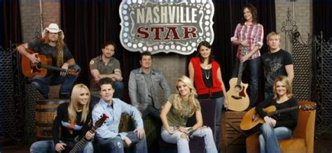 usa reveals nashville star  finalists series