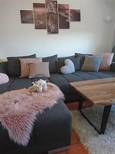Weiß Graues Sofa : graues sofa bilder ideen couch ~ A.2002-acura-tl-radio.info Haus und Dekorationen