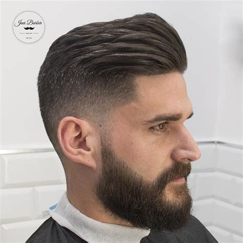 loving  vintage style pomp created  andis clippers  atjavithebarber barber