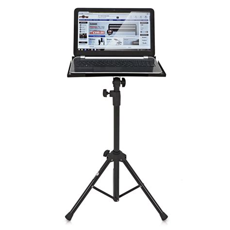 adjustable laptop stand by gear4music at gear4music