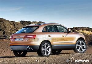 Futur Audi Q3 : audi q3 2011 le futur petit 4x4 pour r pondre au x1 ~ Medecine-chirurgie-esthetiques.com Avis de Voitures