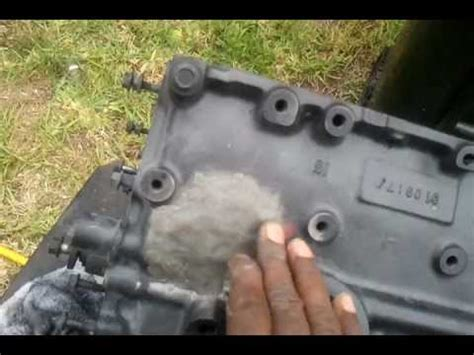 Hole Engine Block Repair Part Four Youtube